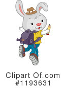 Rabbit Clipart #1193631 by BNP Design Studio