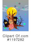 Royalty-Free (RF) Rabbit Clipart Illustration #1197282
