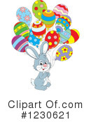 Rabbit Clipart #1230621 by Alex Bannykh