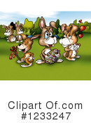 Rabbit Clipart #1233247