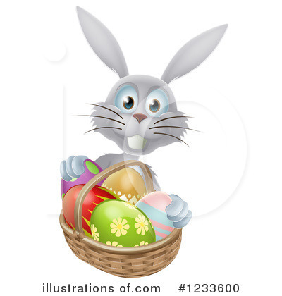 Easter Egg Clipart #1233600 by AtStockIllustration