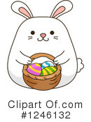 Royalty-Free (RF) Rabbit Clipart Illustration #1246132