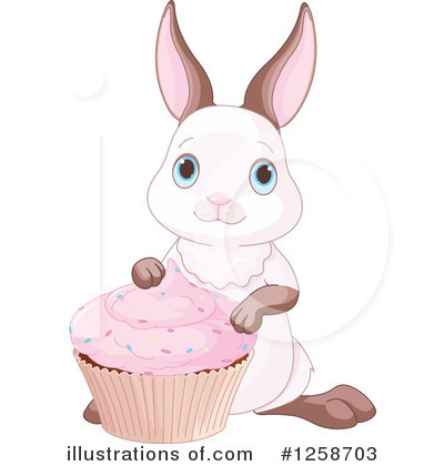 Cupcake Clipart #1258703 by Pushkin