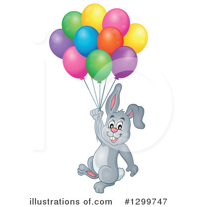 Rabbit Clipart #1299747 by visekart
