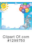 Rabbit Clipart #1299750 by visekart