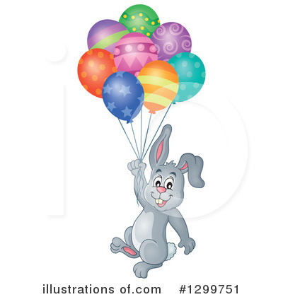 Rabbit Clipart #1299751 by visekart