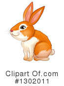 Rabbit Clipart #1302011