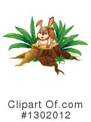 Rabbit Clipart #1302012