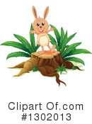 Rabbit Clipart #1302013