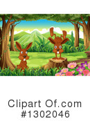 Rabbit Clipart #1302046