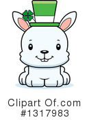 Rabbit Clipart #1317983 by Cory Thoman