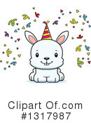 Rabbit Clipart #1317987 by Cory Thoman