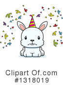 Rabbit Clipart #1318019 by Cory Thoman