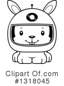Rabbit Clipart #1318045 by Cory Thoman