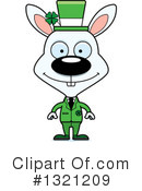 Rabbit Clipart #1321209 by Cory Thoman