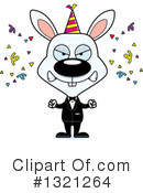 Rabbit Clipart #1321264 by Cory Thoman