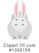 Rabbit Clipart #1332156 by BNP Design Studio