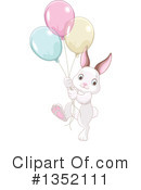 Rabbit Clipart #1352111 by Pushkin