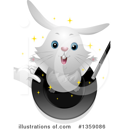 Magician Clipart #1359086 by BNP Design Studio