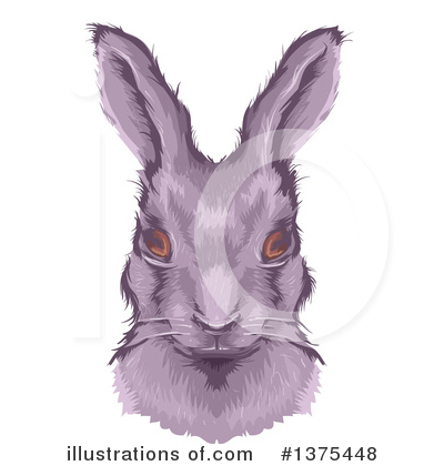 Rabbit Clipart #1375448 by BNP Design Studio