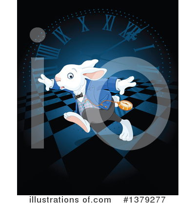 Clock Clipart #1379277 by Pushkin