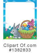 Rabbit Clipart #1382833 by visekart