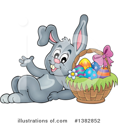 Easter Clipart #1382852 by visekart