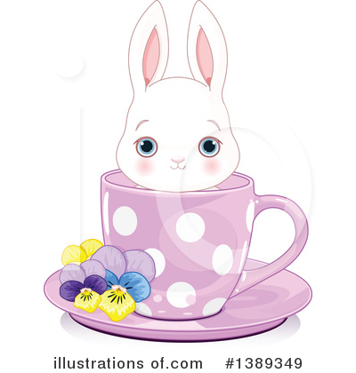Rabbit Clipart #1389349 by Pushkin