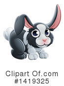 Rabbit Clipart #1419325 by AtStockIllustration