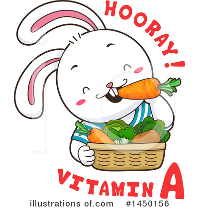 Rabbit Clipart #1450156 by BNP Design Studio