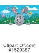 Rabbit Clipart #1529387 by visekart