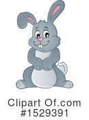 Rabbit Clipart #1529391 by visekart