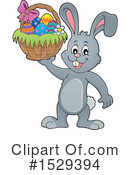 Rabbit Clipart #1529394 by visekart
