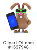 Rabbit Clipart #1637948 by Steve Young