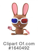 Rabbit Clipart #1640492 by Steve Young