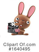 Rabbit Clipart #1640495 by Steve Young