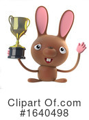 Rabbit Clipart #1640498 by Steve Young
