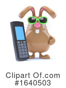Rabbit Clipart #1640503 by Steve Young