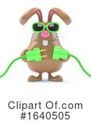 Rabbit Clipart #1640505 by Steve Young