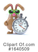 Rabbit Clipart #1640509 by Steve Young