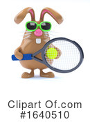 Rabbit Clipart #1640510 by Steve Young