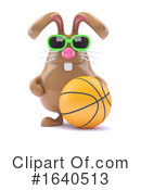 Rabbit Clipart #1640513 by Steve Young