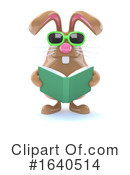 Rabbit Clipart #1640514 by Steve Young