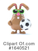 Rabbit Clipart #1640521 by Steve Young