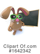 Rabbit Clipart #1642342 by Steve Young
