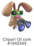 Rabbit Clipart #1642343 by Steve Young