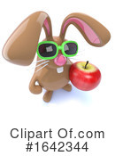 Rabbit Clipart #1642344 by Steve Young