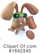 Rabbit Clipart #1642345 by Steve Young