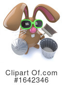 Rabbit Clipart #1642346 by Steve Young