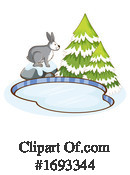 Rabbit Clipart #1693344 by Graphics RF